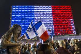 Paris Flag Image The World Mourns With Paris Photos