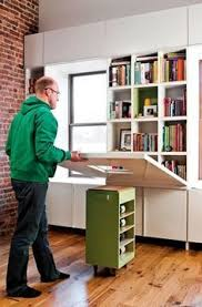 Small Desk With Shelves by Best 25 Fold Out Desk Ideas Only On Pinterest Fold Up Desk