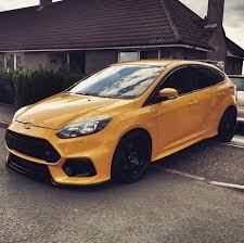 ford focus st yellow 459 best ford focus st tuning images on ford focus