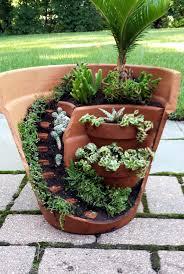 fairy garden container gardening pinterest fairy gardens