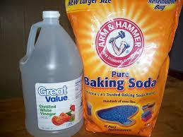 unclog a bathroom sink drain vinegar baking soda befitz decoration