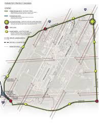 detroit metro airport map placemaking takes flight at detroit metropolitan airport ohm