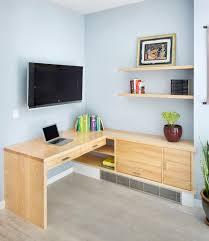 Custom Built Desks Home Office by Portfolio