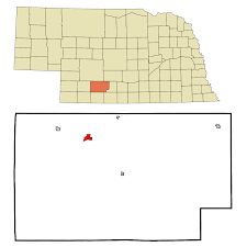Nebraska On A Map Curtis Nebraska Wikipedia