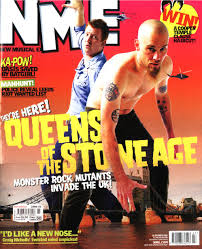 queens of the stone age magazine covers