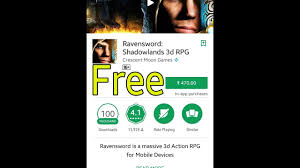 ravensword shadowlands apk ravensword shadowlands 3d rpg apk data offline on android