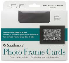photo frame cards strathmore photo mount and photo frame cards blick materials