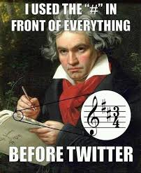 Beethoven Meme - what kind of nerd are you music humor humor and stuffing
