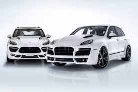Porsche Cayenne Diesel - techart australia individualise your porsche techart power kit