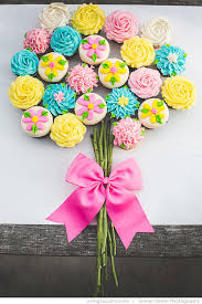 Best Birthday Cupcake Cakes Pull Apart Cake Ideas - Pull apart cupcake designs