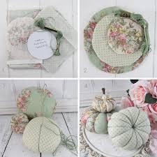 Shabby Chic Fall Decorating Ideas Best 25 Fabric Pumpkins Ideas On Pinterest Burlap Pumpkins Diy