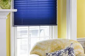 solid fabric pleated shades custom made shades blinds to go