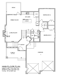 bi level home plans modified bi level home plans home plan