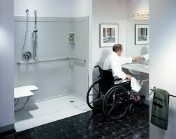 How To Build A Bench In A Shower Best 25 Roll In Showers Ideas On Pinterest Wheelchair