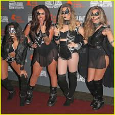 Jade Halloween Costume Mix Dress Kiss Kiss Fm U0027s Haunted House Party