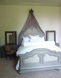bedroom vogue antique wooden master beds with white covering