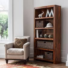 mandir sheesham tall bookcase mi casa pinterest front rooms