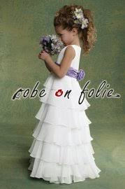 robe fille pour mariage robe cérémonie fille robe de bapteme