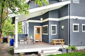 blue house white trim deck colors for grey house traditional exterior by homes blue grey