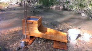 californian gold rush life on spring creek