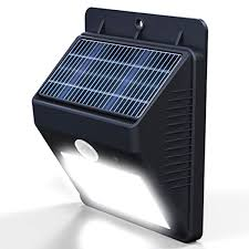 openbox vont outdoor waterproof solar motion led light security