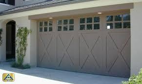 custom home garage carriage house doors orange county garage doors custom home