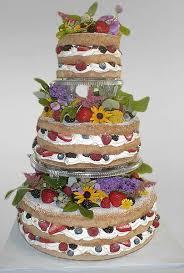 wedding cake no icing wedding cakes the caketeria