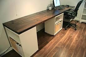 How To Make A Computer Desk Build A Desk Remarkable Custom Desk Ideas Marvelous Home Office