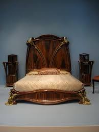 Best Art Nouveau Furniture  Furnishings Images On Pinterest - Art nouveau bedroom furniture