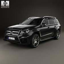 3d class price mercedes gl class x166 brabus b63 2013 3d model hum3d