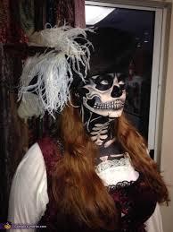 Dead Pirate Costume Halloween Pirate Costume