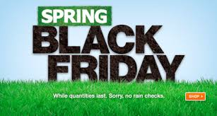 whe is home depot spring black friday sale home depot canada spring black friday 50 off outdoor and decor