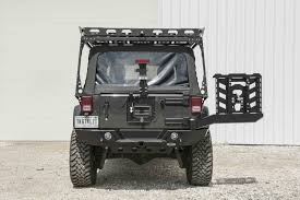 homemade jeep rear bumper lod destroyer rear bumper and tire carrier