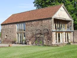 Hereford Patio Centre by E17812 Barn In Garway Herefordshire England 8160817