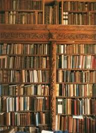 Bookcase With Books Reading Books On A Crisp Fall Day Is My Idea Of Heaven