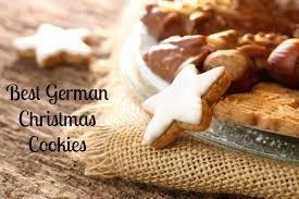 best german christmas cookies recipes food cookie recipes