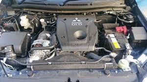 mitsubishi l200 mitsubishi l200 engine information professional pickup u0026 4x4