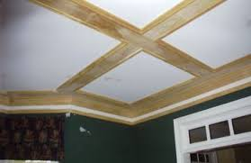 Coffered Ceiling Lighting by Wood C Offered Ceiling Lighting 144 Horas Modern Ceiling