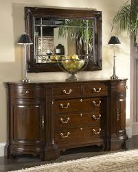 buy american cherry kennett square credenza by fine furniture