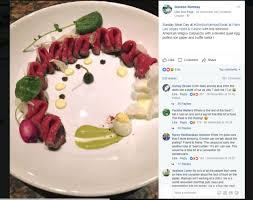 gordon ramsay cuisine cool gordon ramsay s culinary creation mocked by fans who say it