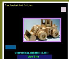 Free Download Wood Toy Plans by Toys And Joys Woodworking Plans 063654 Woodworking Plans And