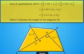 icse class 8 maths area of quadrilaterals and polygons ncert u0026 q u0026a