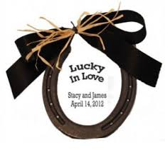 horseshoe wedding favors the 5 best themed wedding favors welcome gifts treats