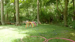 backyard obstacle courses