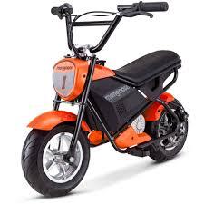 mongoose 24v mini bike orange walmart com