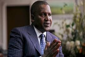 dangote emerges one of bloomberg u0027s 50 world best crashes cement