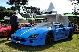 blue f40 f40 enzo s way of telling you that you are gullible