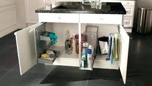 meuble cuisine tiroir coulissant rangement coulissant meuble cuisine cuisine rangement coulissant