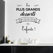 stickers muraux cuisine citation charmant stickers citations cuisine et stickers muraux cuisine