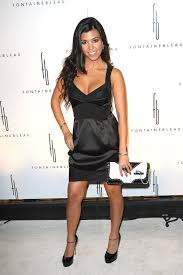 kourtney kardashian u0027s body evolution
